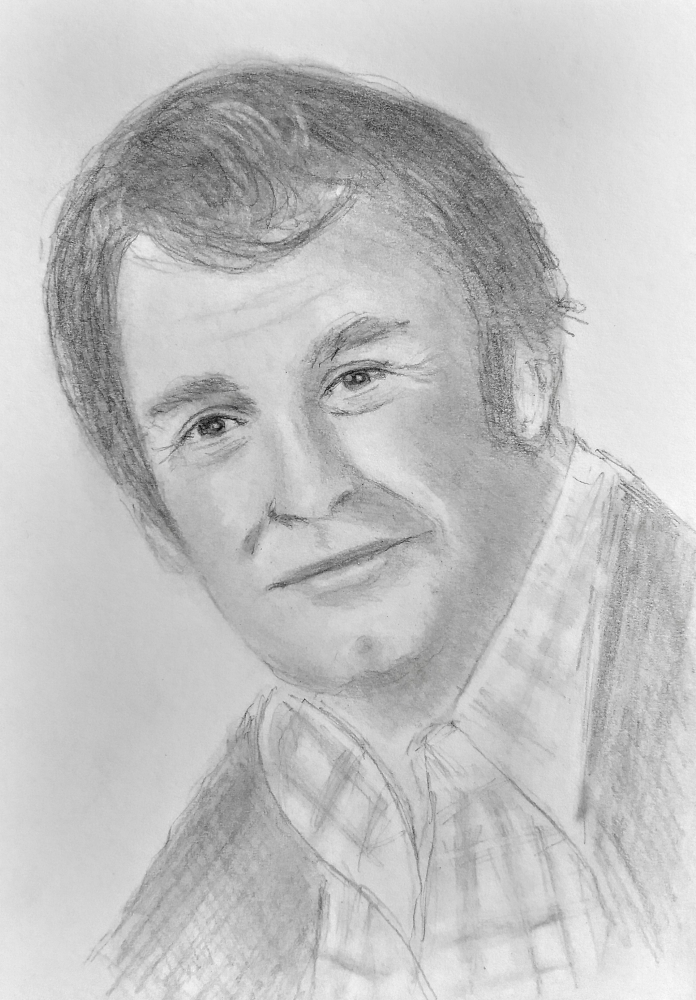 Earl Holliman by paulb